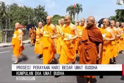 Kumpulan Doa dan Mantra Agama Buddha Untuk Sehari Hari