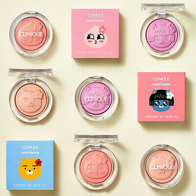 Clinique x Kakao Friends makeup line