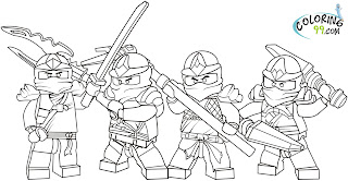 lego ninjago coloring pages | coloring pages for kids