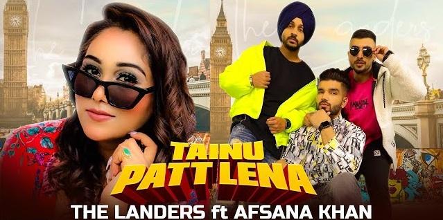 Tainu Patt Lena Lyrics - The Landers