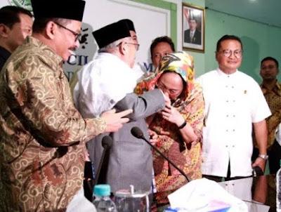 Jera. Sukmawati Meminta Maaf, Umat Islam Meminta Hukum Berlanjut
