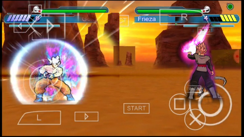 New DBZ Shinbudokai 2 Mod with all new characters