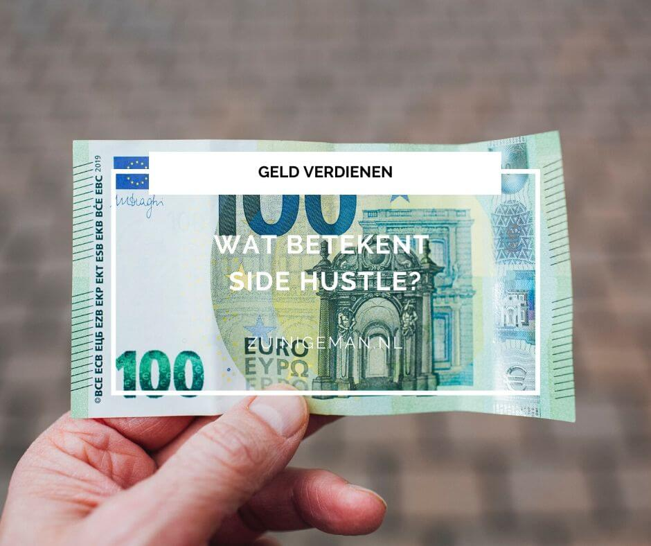 Wat betekent Side Hustle?
