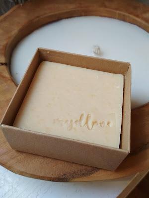 mydlo s bambuckým maslom
