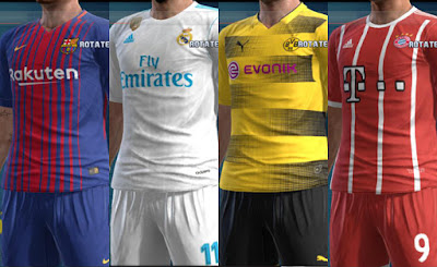 PES 2012 PES Next Season Patch 2017/2018 + Stadium Addons
