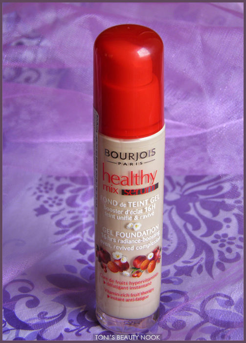 bourjois healthy mix serum light vanilla 51