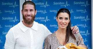 Real Marid captain Ramos celebrates 8-year relationship with wife in most adorable way