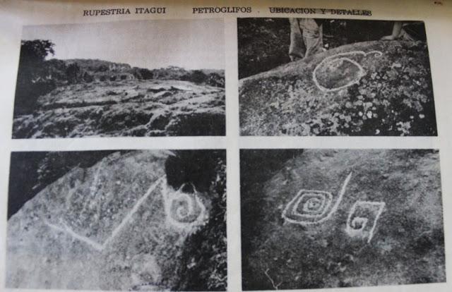 La cosmología de los indígenas que habitaron el Valle de aburrá: la espiral, los petroglifos.