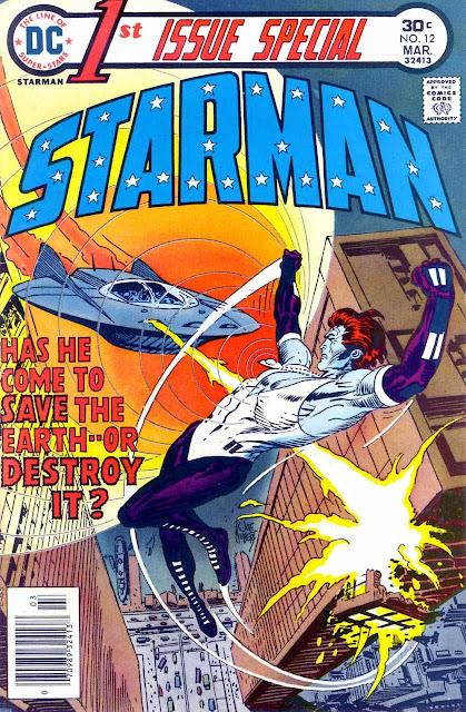 The Adventures Of Starman!