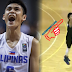 BATANG GILAS MEMBER BLOCKS STEPHEN CURRY's 3 POINT ATTEMPT