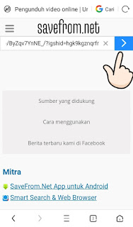 Cara downlod video instagram tanpa aplikasi