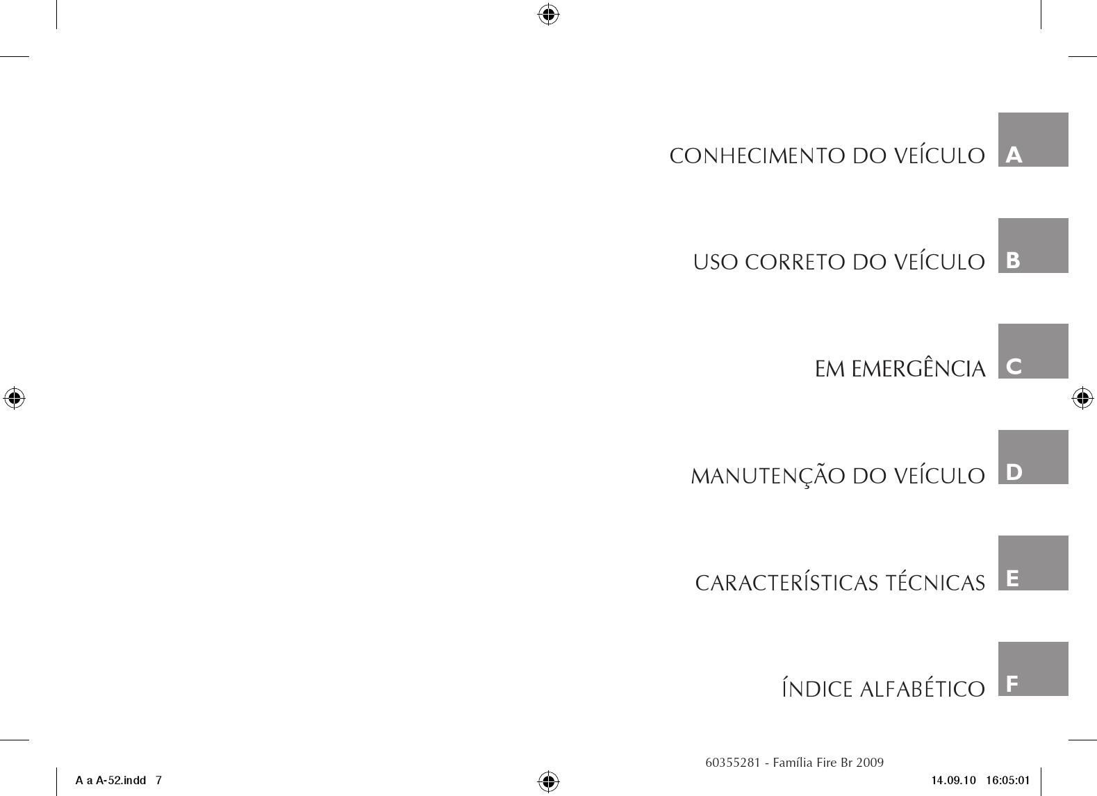MANUAIS DO PROPRIETÁRIO GRÁTIS: MANUAL DO FIAT PALIO