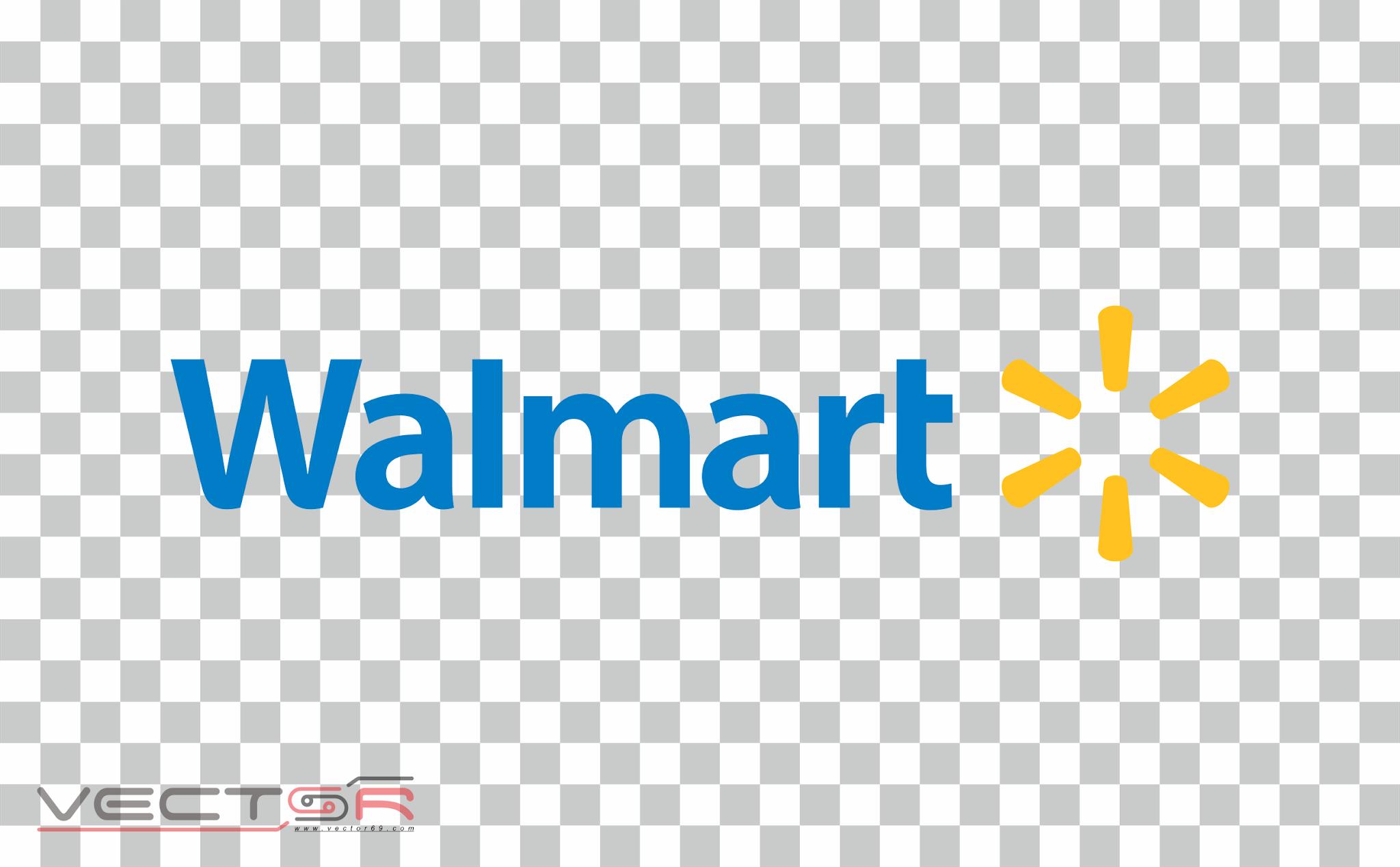 Walmart Logo - Download Vector File PNG (Portable Network Graphics)