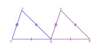 sifat-sifat dua segitiga yang kongruen
