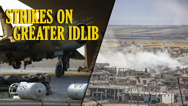 syrian-war-report-june-6-2019-syrian-russian-forces-pound-militants-in-greater-idlib