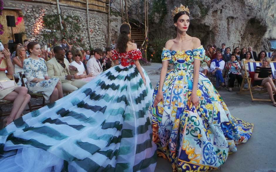 the latest 72f79 6fcba Alexandra D. Foster Destinations Perfected: Capri, Italy ...