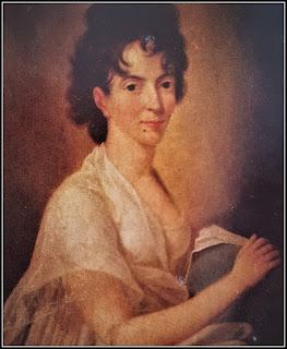 Πίνακας με το πορτρέτο της Κονστάντσε Βέμπερ