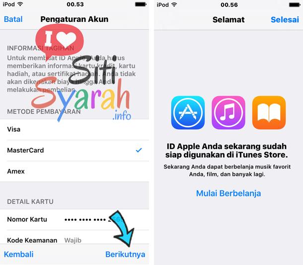 mengubah bahasa app store ke indonesia