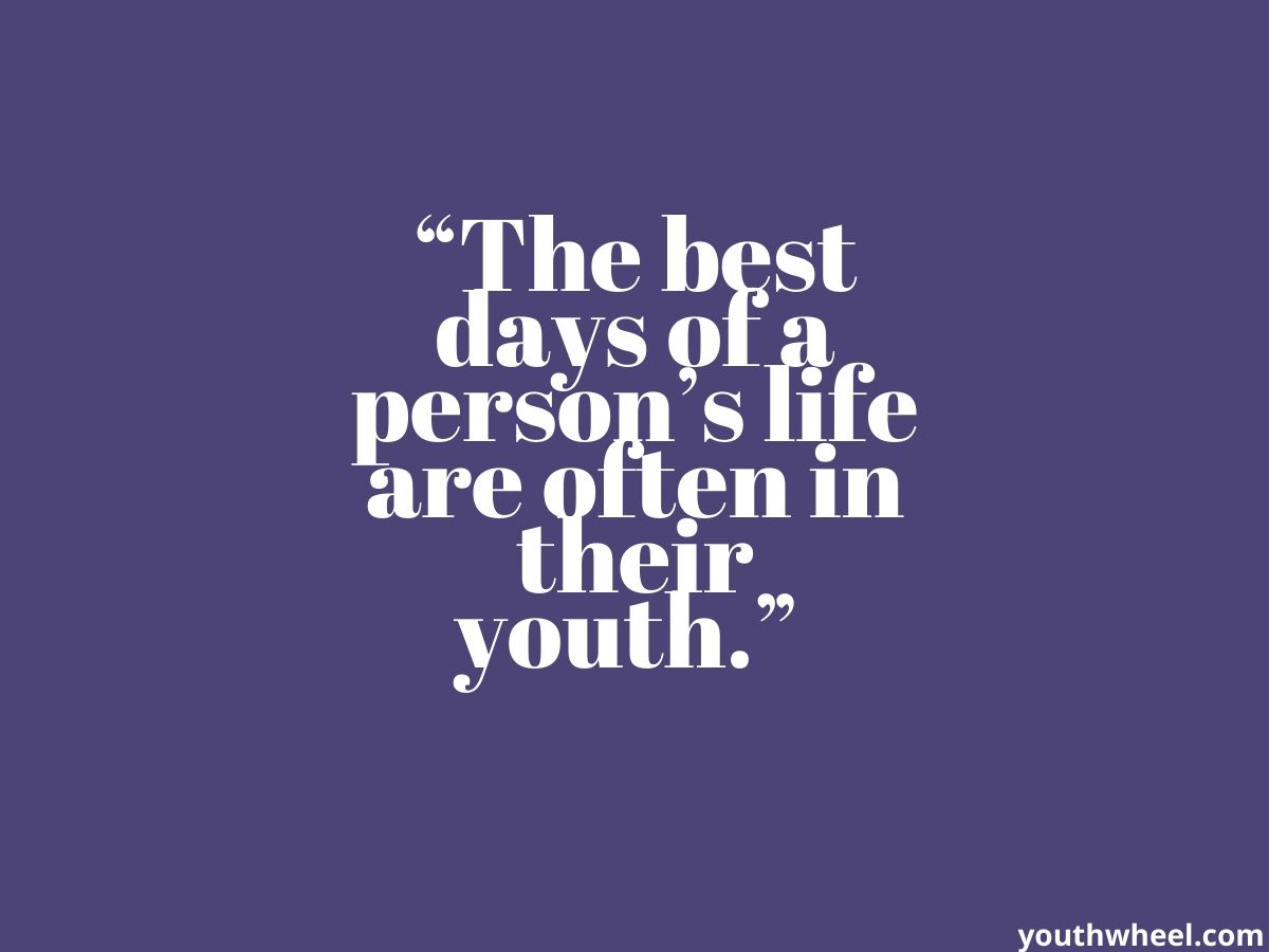 International Youth day India Quotes