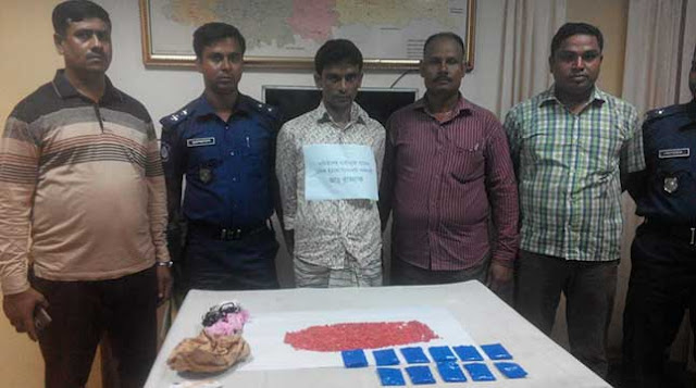 Three-businessmen-were-arrested-in-Tangail-with-11800-pieces-of-yaba