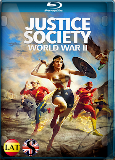Justice Society: World War II (2021) REMUX 1080P LATINO/INGLES