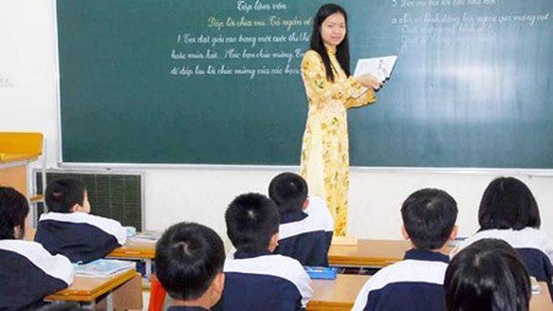Những người làm nghề nhà giáo luôn có lối sống giản dị
