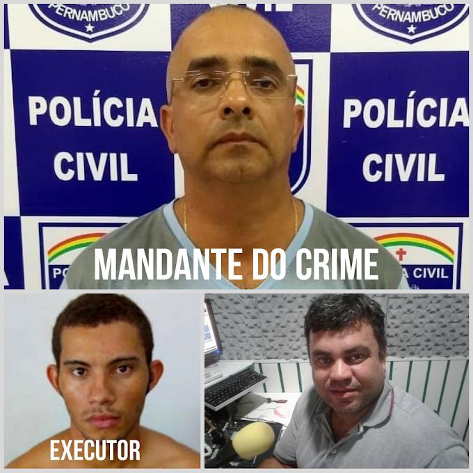 Acusados pela morte do radialista Claudemir Nunes são condenados