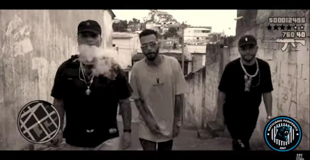 Tito JV, Gah MC e Bubbajay lança o clipe 'Grove Street'