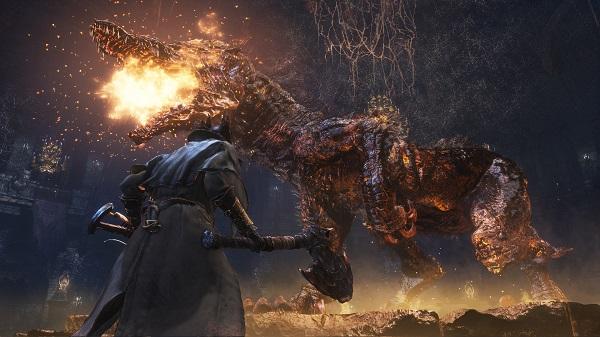شاهد بالفيديو أحد اللاعبين ينجح بتشغيل لعبة Bloodborne على جهاز PS4 بمعدل 60 إطار بالثانية