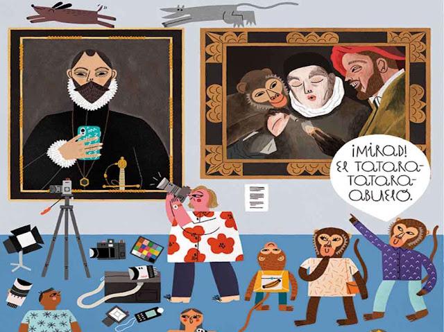 Museo del Prado para niños
