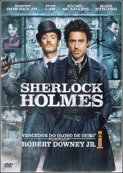 10528 - Filme Sherlock Holmes - Dublado Legendado