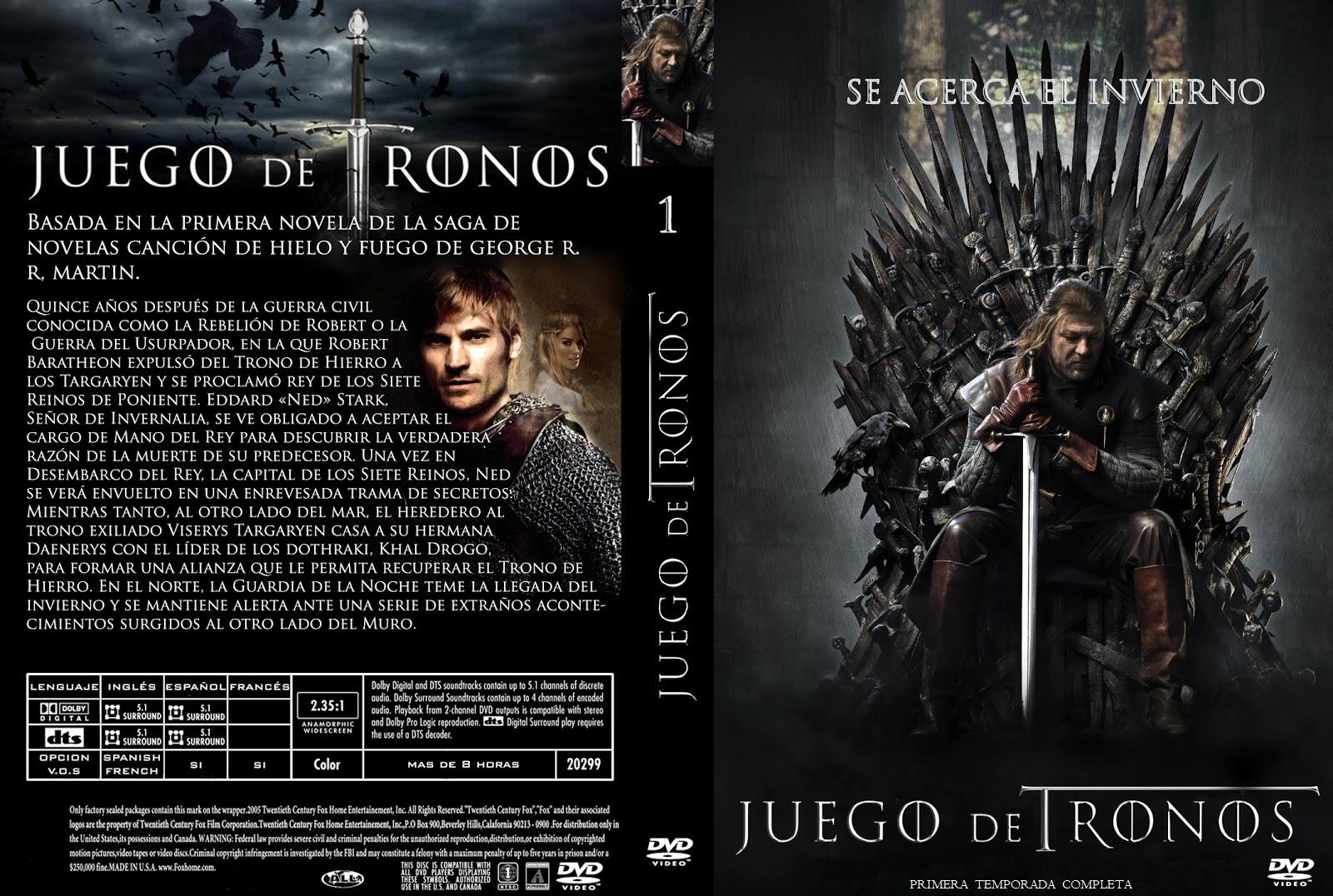 junio 2016 ~ Descargar Juego de Tronos [ESPAÑOL LATINO] [MEGA]