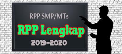 RPP Seni Budaya SMP Kelas VIII Semester 2