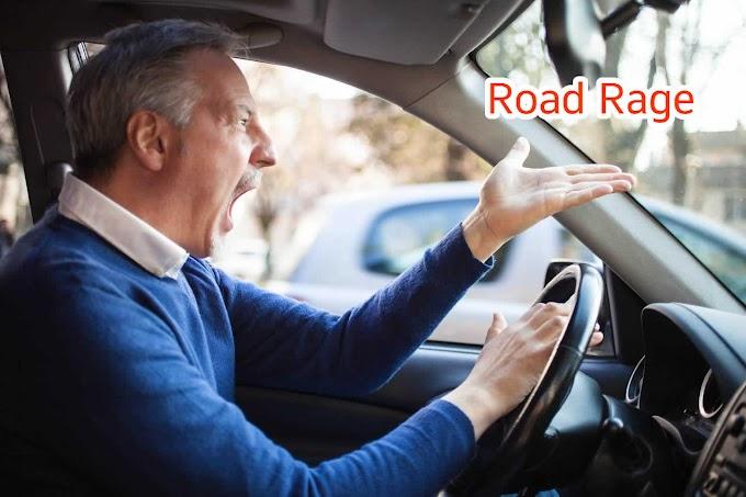ความรุนแรงบนท้องถนน Road Rage คืออะไร ?