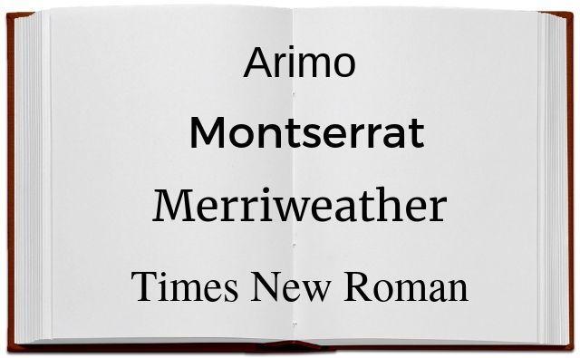 https://www.sophielimromans.com/2018/11/police-ecriture-roman.html