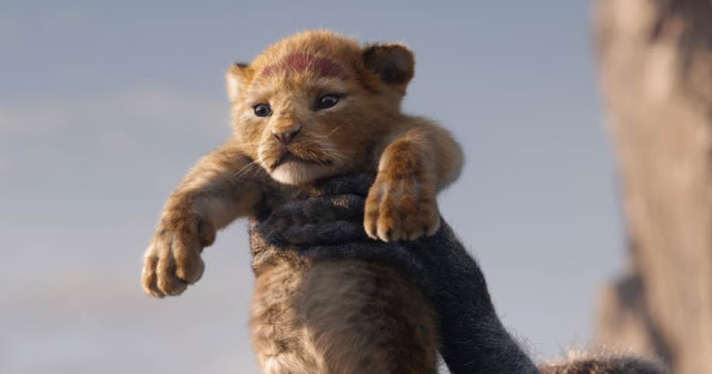 Lion King movie poster
