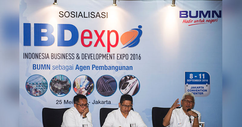 Persiapkan Dirimu, 25 BUMN buka lowongan kerja di IBDExpo