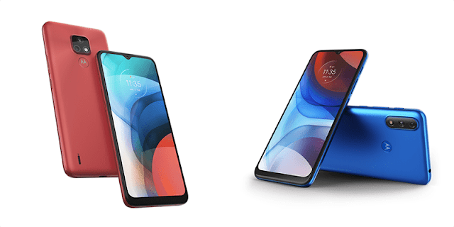 Motorola、Androidスマホ新製品「moto e7」と「moto e7 power」を2月26日に発売! 2万円以下の良コスパモデル!