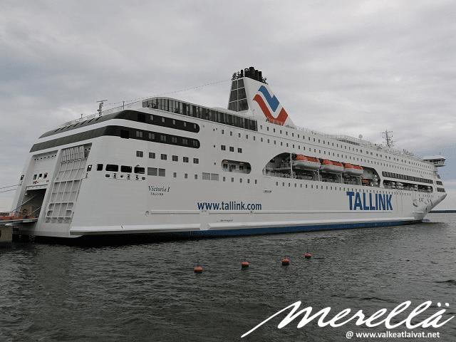 Saaremaa Sadam - Ninase - Tallink Victoria