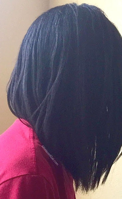 Relaxed Hair Health Update: May 2015 | A Relaxed Gal