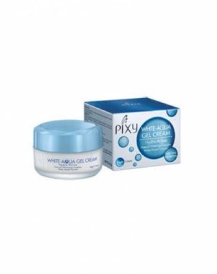 Pixy White Aqua Gel Night Cream