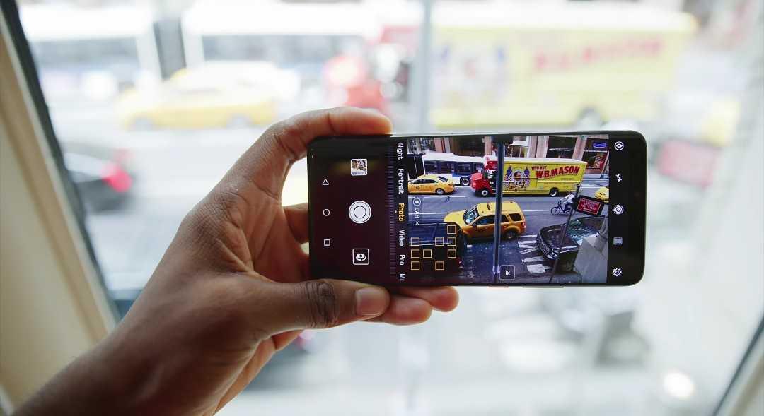 Huawei Mate 20 Pro Cameras.