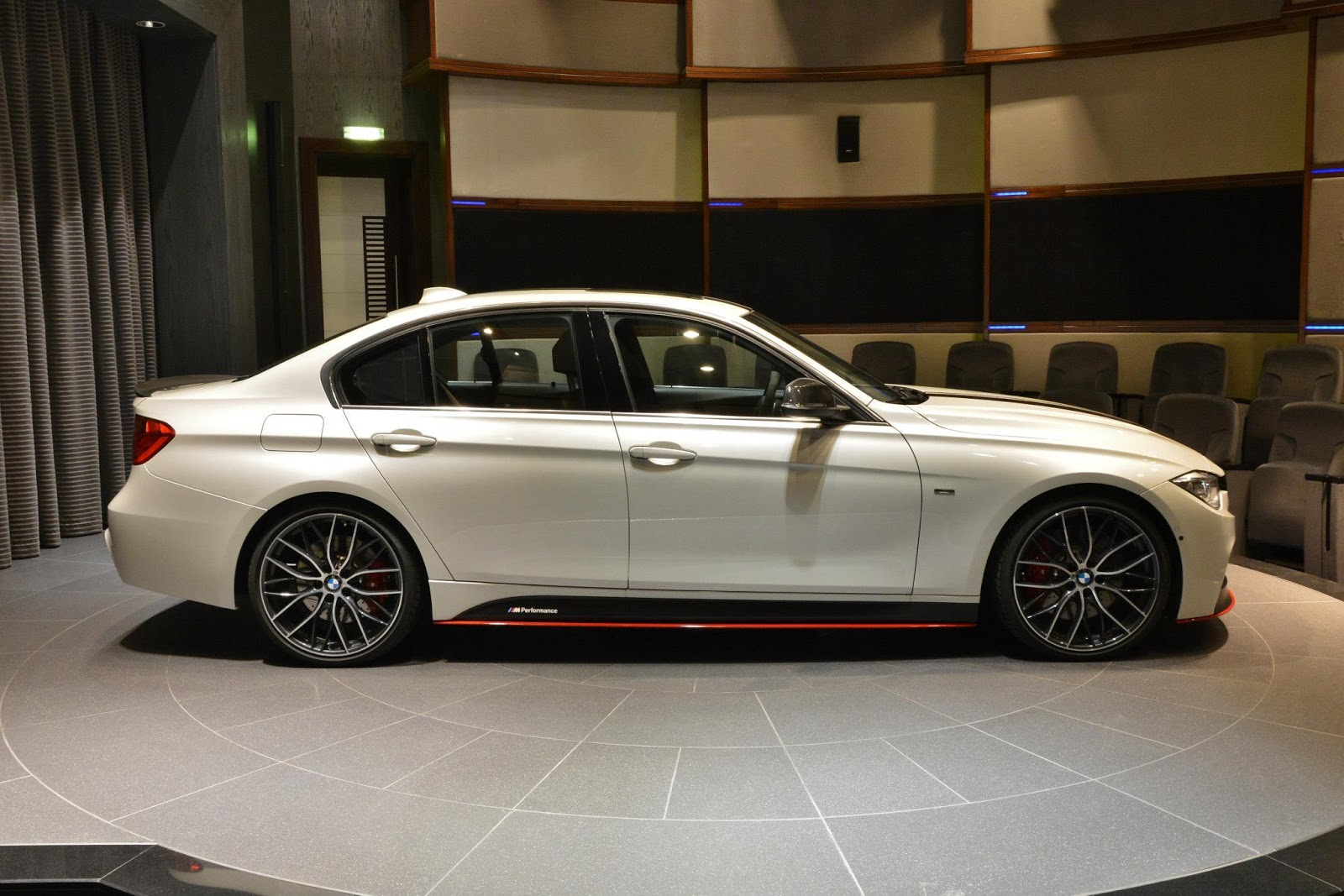 Coupe Series bmw 335i sedan Check Out These Personalized BMW 335i, Alpina B6, X3 and 435i ...