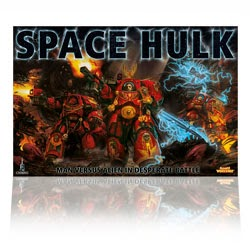 Space Hulk cover