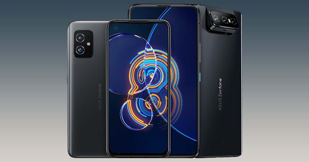 Asus Zenfone 8 and Zenfone 8 Flip Launched - Price, Features, and Specifications | TechNeg