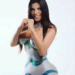 """Suzy Cortez, Se Desnuda Con El Símbolo De Los Juegos Olímpicos"""" De Río 2016 Foto 4"""