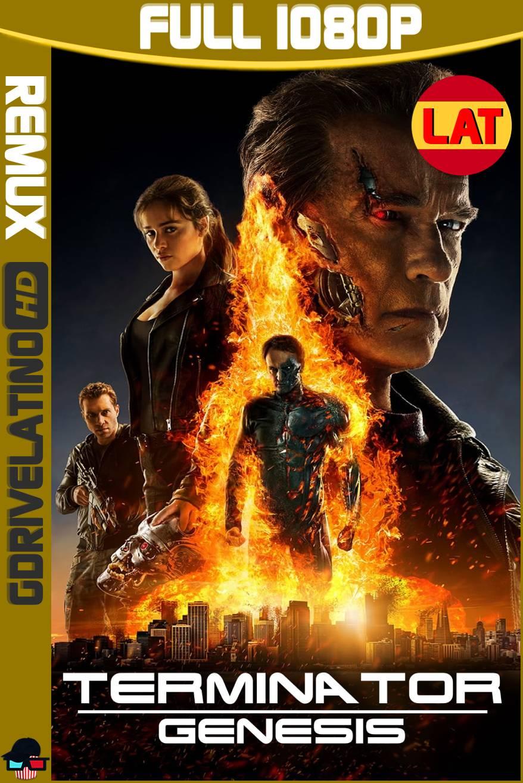 Terminator Génesis (2015) BDRemux 1080p Latino-Ingles MKV