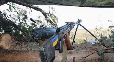 Перемирие на Донбассе длится уже 20 суток