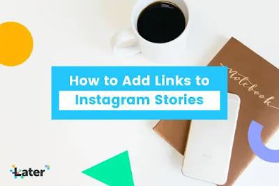 Cara Jitu Menambahkan Link Website di Instagram Stories