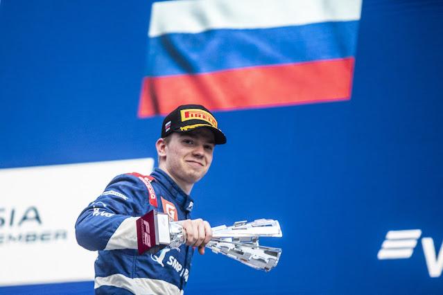 F2 R6 Sochi Prema Racing